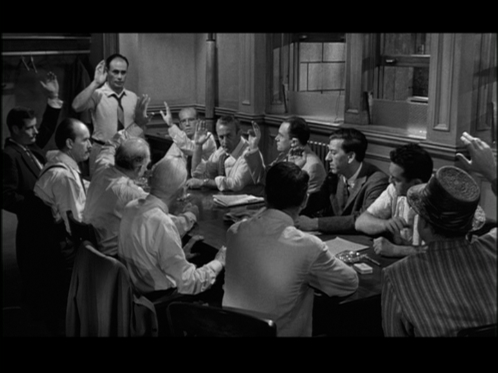 12 angry men tuckman The project management body of knowledge 2  tuckman and jensen stages of  4  team assignment based on 12 angry men (5pts) 2.