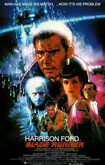Blade Runner Movie Original Print